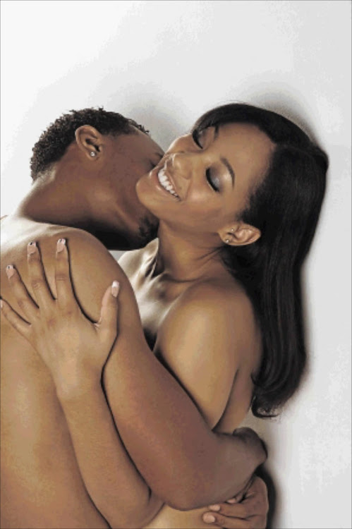 Black women kissing women