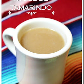 Tamarind Atole / Atole de Tamarindo.