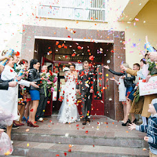 Wedding photographer Maksim Mashko (kontrast7). Photo of 13.05.2015