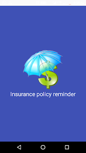 Insurance Policy Reminder App Download For Android 1