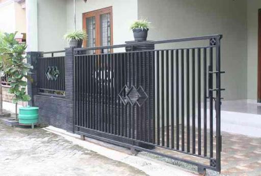 Minimalist Fence Design Ideas