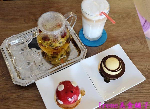 【葡萄‧麵包】可愛又美味的甜點兒...(南京三民美食)