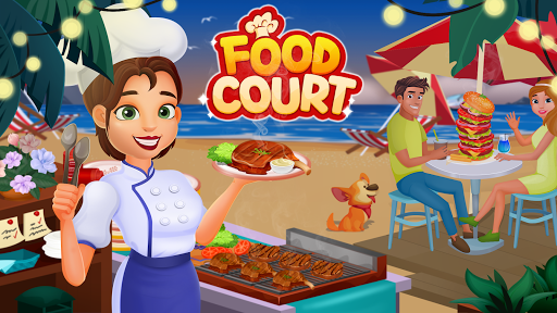 Food Court - Craze Restaurant Chef Cooking Games Screenshot