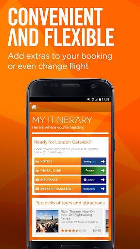 easyJet: Travel App screenshot 2