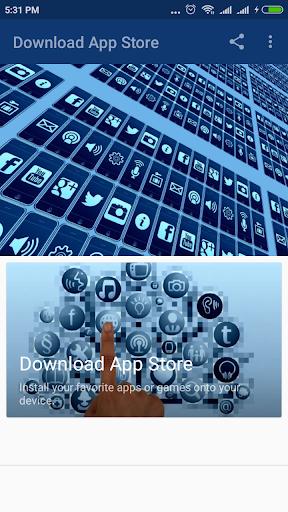 Download App Store 2.0 app download 1