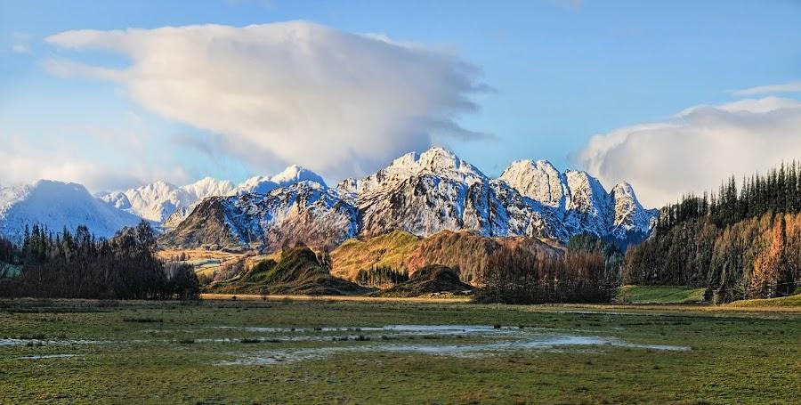 by Noormee Noordin - Landscapes Mountains & Hills