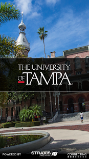 University of Tampa- screenshot thumbnail