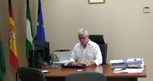 Ismael Torres, alcalde de Huércal de Almería.
