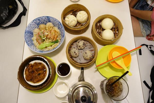 台南美食 中西區港式飲茶 鑫華茶餐廳 濃濃港式復古味的茶餐廳!!