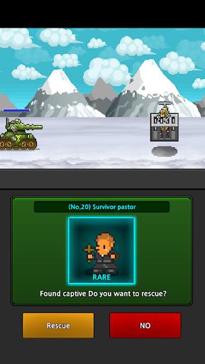 Grow Soldier - Idle Merge game apkdebit screenshots 5