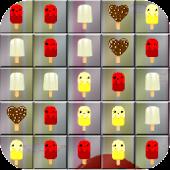 Ice Cream Match 3 Game Free