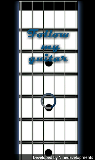Follow my guitar