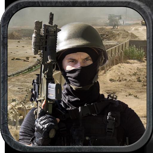 Contract Sniper Commando