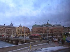 Photo: Grand Hotel. Čia apsistoja Nobelio premijos laureatai.