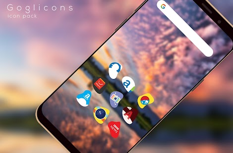 Goglicons - Icon Pack Screenshot