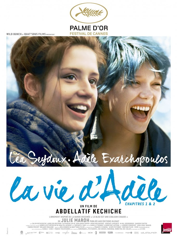 Blue Is the Warmest Color Official Site