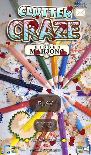 Hidden Mahjong: Clutter Craze