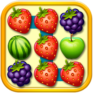 Fruits Crush for PC and MAC