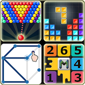 Puzzle Game: All In One icon