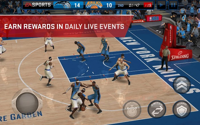 NBA LIVE Mobile v1.0.6 APK