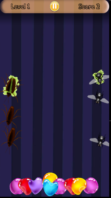 Batle Candy Smasher- screenshot
