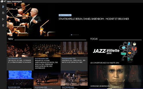 Philharmonie Live- screenshot thumbnail