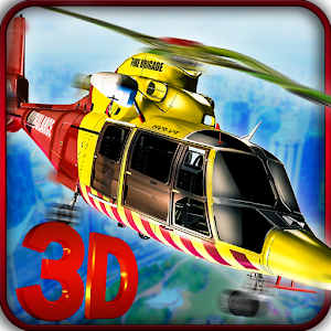 Helicopter Flight Rescue Pilot for PC and MAC