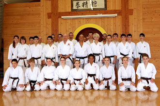 Photo: Alle Teilnehmer des Spezialtrainings
