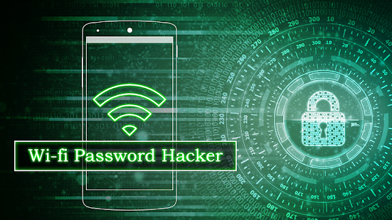 Wifi Password Hacker Prank Screenshots