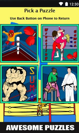 Wrestling Games Free for Kids