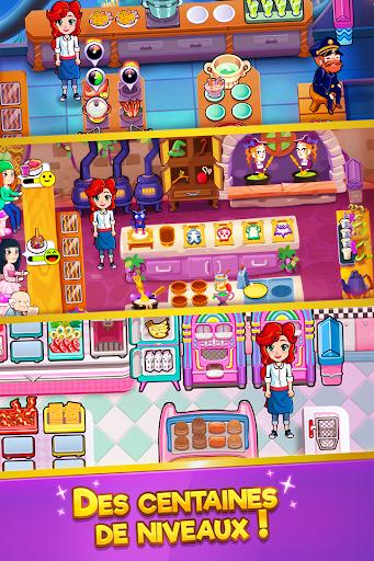 Code Triche Chef Rescue -  Jeu de Cuisine APK MOD screenshots 3