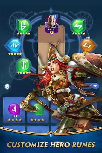 Deck Heroes: Puzzle RPG screenshot 16