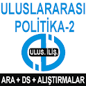 AÖF ULUSLARARASI POLİTİKA-II icon