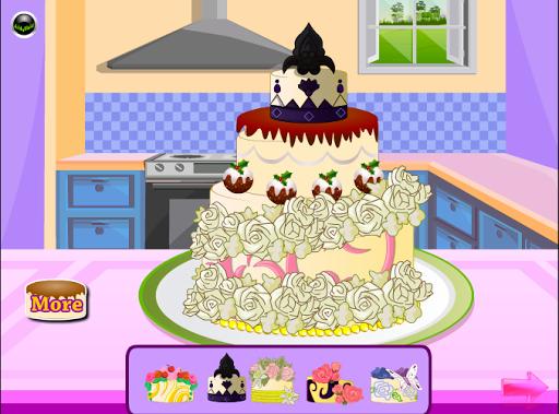 cooking games chocolate cake 3.0.0 screenshots 3