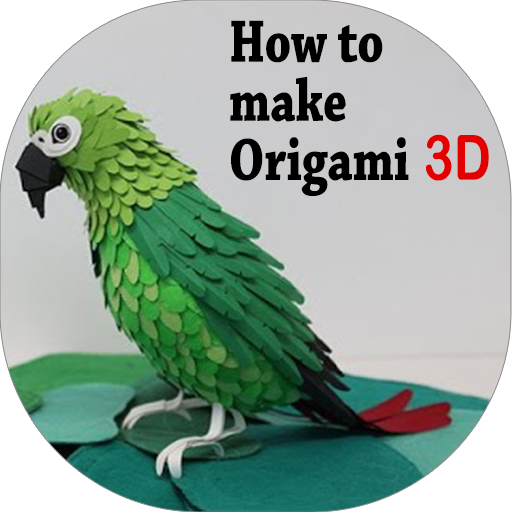 3D ORIGAMI BASE BEGINNER'S TUTORIAL PART - 2 | Simple and Easy ... | 512x512