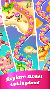 Cakingdom Match MOD Apk 0.9.22.10 (Unlimited Coins) 5