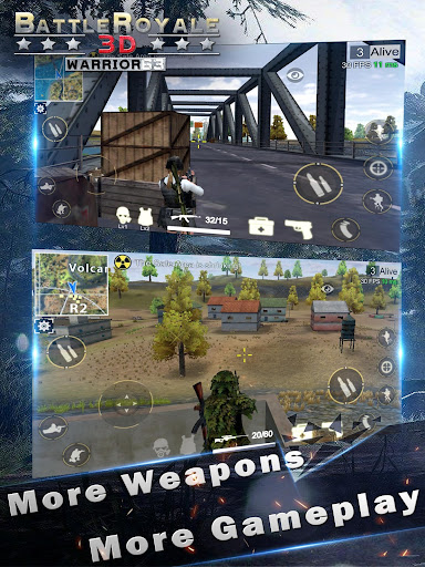 Battle Royale 3D - Warrior63 1.0.7.2 screenshots 7