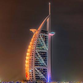 Burj al Arab Dubai UAE by Henk Smit - Buildings & Architecture Office Buildings & Hotels