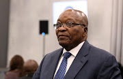 Former president Jacob Zuma is testifying at the judicial commission of inquiry into allegations of state capture.