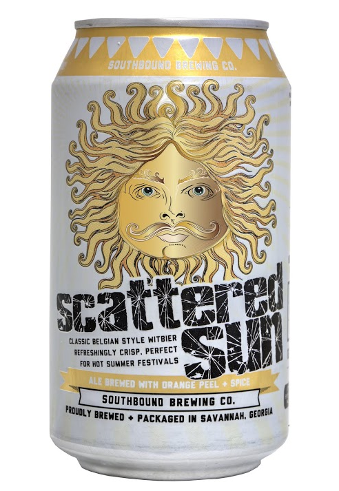 Logo of Southbound Scattered Sun Belgian Wit
