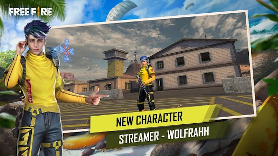 Garena Free Fire: Rampage MOD APK V1.52.0 (Shooting Range Increased, Aim Assist, No Recoil) 3