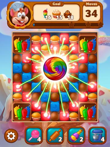 Sweet Blast: Cookie Land filehippodl screenshot 11