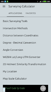 Surveying Calculator – Apps on Google Play