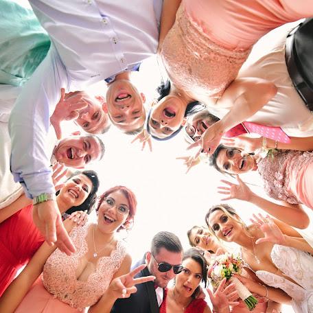 Wedding photographer Marius Onescu (mariuso). Photo of 29.11.2017