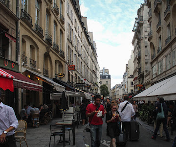 Places to Eat in Saint Germain