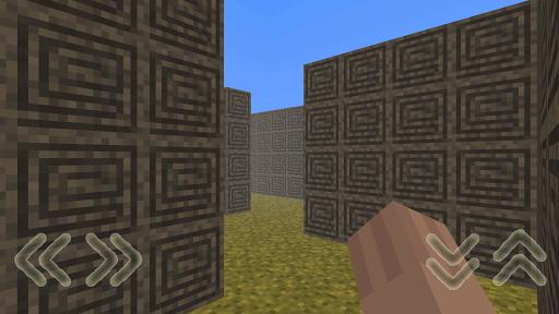 鉱山迷路3D