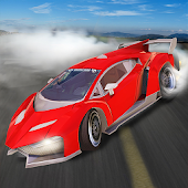 Car Transform Race: Extreme Off-road Drift Racing
