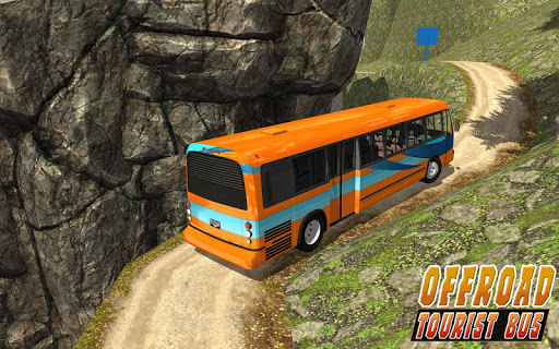 Uphill offroad bus driving sim 1.0.8 screenshots 9