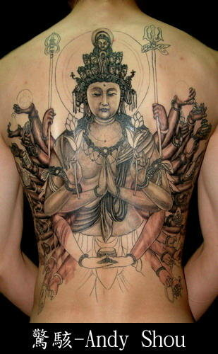 tribal of buddha tattoo 4,chinese tattoos,arm tattoo pictures:I would like