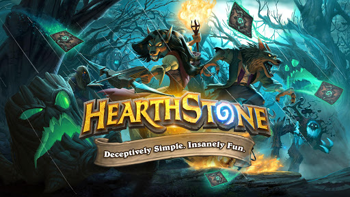 Hearthstone  gameplay | by HackJr.Pw 1